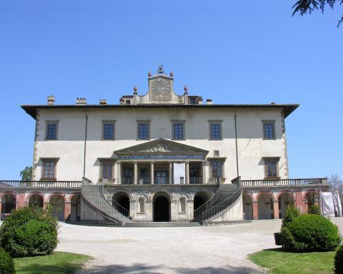 Villa Ambra-Poggio a Caiano