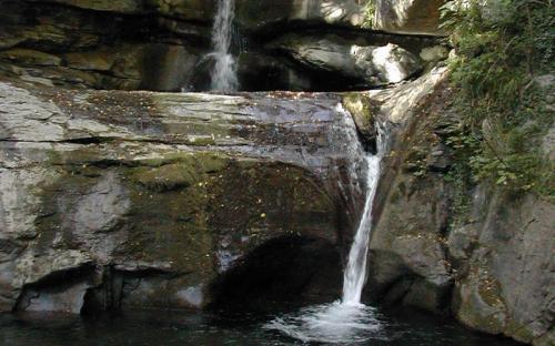 Cascate del Carigiola