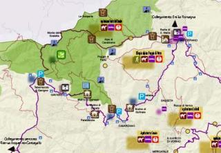 Cartografia percorso
